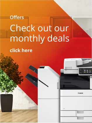 Offers - check out our monthly deals - click here