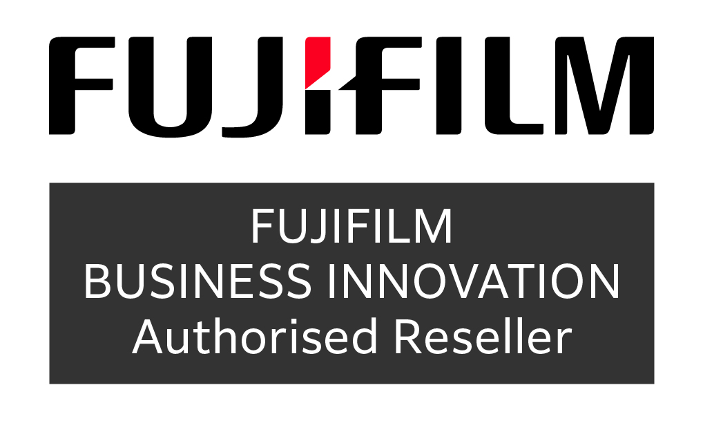 Fujifilm Business Innovation Authorised Reseller logo